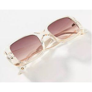 Anthropologie Brett Square Sunglasses